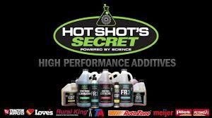 Hot Shot's Secret: