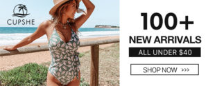 Cupshe 100+ New Arrivals