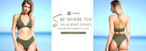 Be Where The Sun Always Shines