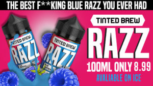 RZZ Blue Raspberry on Sale