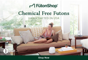 Chemical Free Futons Handcrafted in USA