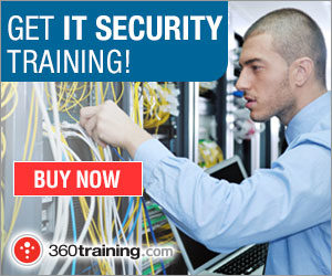 Get IT Security Training!