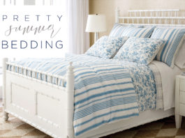 Lavender Fields Bedding