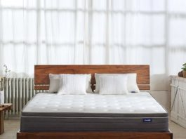 Sweetnight 10 Inch Hybrid Mattress