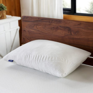 Sweetnight Bamboo Bed Shredded Memory Foam Pillows