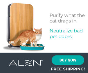 Alen Display Pet