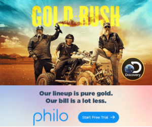 Watch Gold Rush on Philo