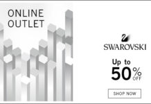 Swarovski Outlet Offers
