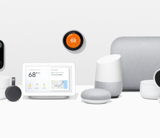 Smart Home Device for Security